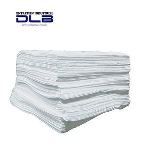 Feuil absorbante hydrophobe 16x19x3 / 8(100)