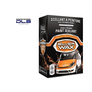 RV - Double polymer paint sealant