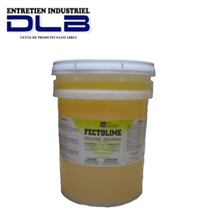 Fectolime - Détergent désinfectant fongicide 18.9L