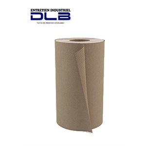 Brown hand towel 8x205'