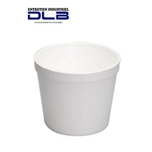 Foam containers 20oz, 500 / cs