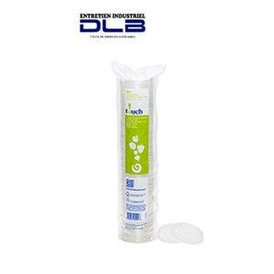 Couvercle plastique portion 1.5 / 2 / 2.5 oz