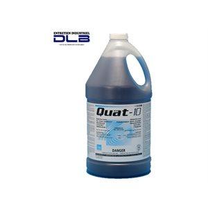Quat-10 - Désinfectant / Assainisseur sans rinçage 3.8L