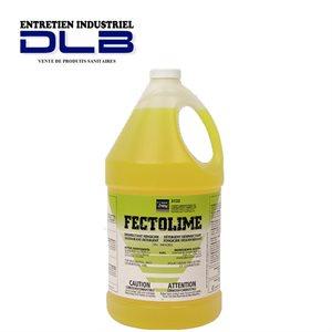Fectolime détergent désinfectant 3.8L