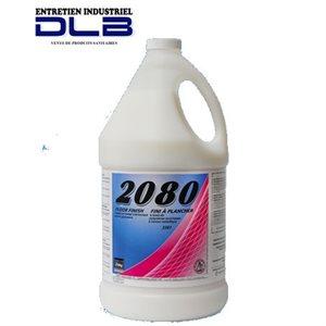 2080 - Fini à plancher à base d'acrylique 3.8L