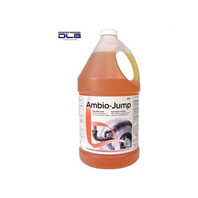 Ambio-jump - Bio-réducteur de matières grasses pour drain 3.8L