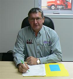 M Luc Bédard, président